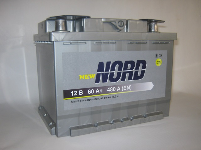 Nord 60 АЗ  (242x175x190) 480 A