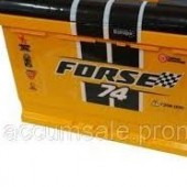 FORSE 74 АЗ (275*175*190)  720 А